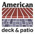 American Deck and Patio Logo Logo